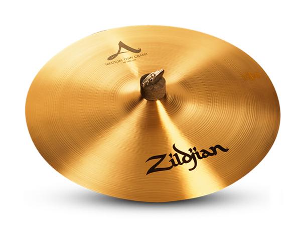 Zildjian ( ジルジャン ) A ZILDJIAN Medium Thin Crash 18