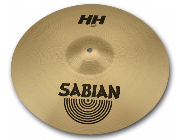 SABIAN ( セイビアン ) HH-18TC THIN CRASH ☆ シンクラッシュ 【受注オーダー品/注文後3~6ヶ月】