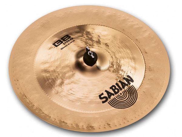 SABIAN ( セイビアン ) B8P-18C-B【 ドラム シンバル チャイニーズ 18インチ 】 セイビアン