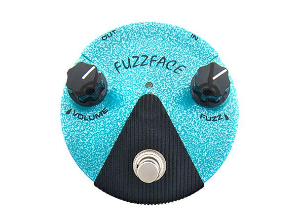 Jim Dunlop ( ジムダンロップ ) Fuzz Face Mini Hendrix FFM3 ◆ ミニ・ファズフェイス