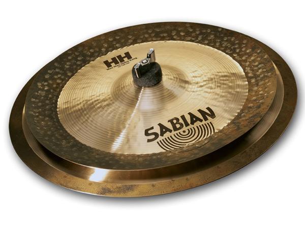 SABIAN ( セイビアン ) HH-12/14MSB MAX STAX ☆ スプラッシュ 12、14インチ