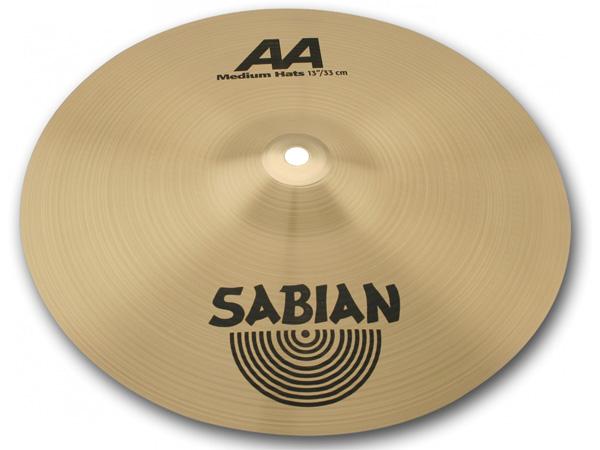 SABIAN ( セイビアン ) AA-14THH/AA-14BHH MEDIUM HATS(PAIR) ☆ ミディアムハッツ 14インチ