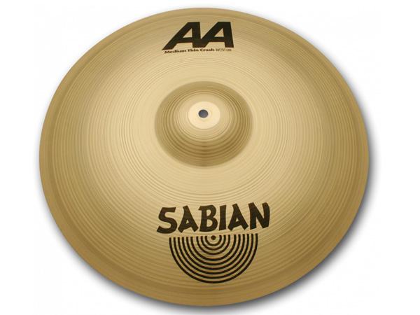SABIAN ( セイビアン ) AA-18MTC MEDIUM THIN CRASH ☆ ミディアムシンクラッシュ 18インチ