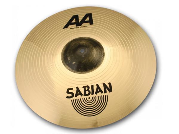 SABIAN ( セイビアン ) AA-20MER-B METAL RIDE ☆ メタルライド 20インチ 【受注オーダー品/注文後3~8ヶ月】
