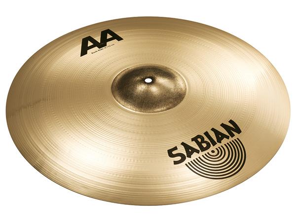 SABIAN ( セイビアン ) AA-24BAR BASH RIDE ☆ バッシュライド 24インチ 【受注オーダー品/注文後3~6ヶ月】