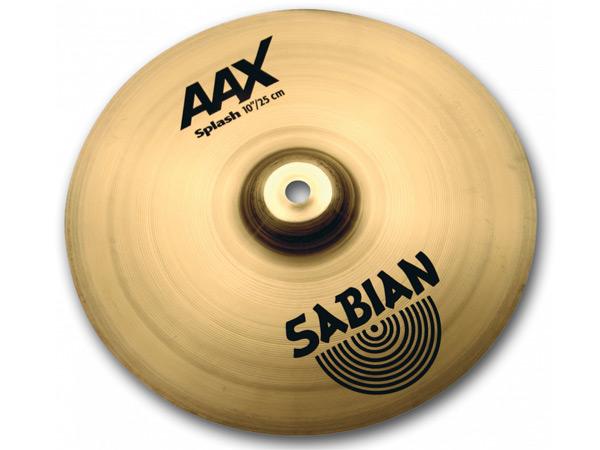 SABIAN ( セイビアン ) AAX-10SP SPLASH ☆ スプラッシュ 10インチ