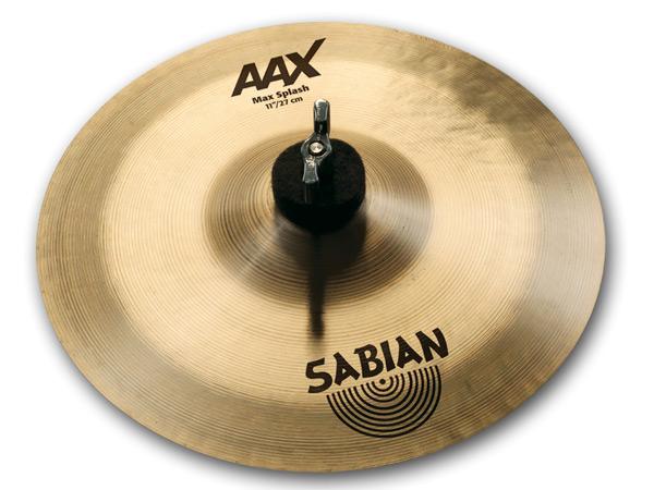 SABIAN ( セイビアン ) AAX-9MSP MAX SPLASH ☆ マックススプラッシュ 9インチ