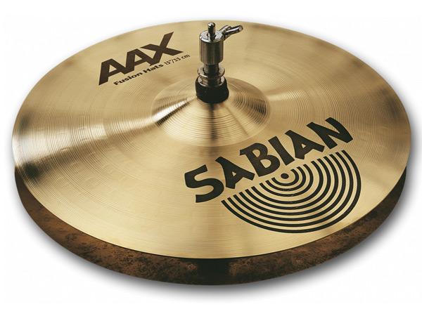 SABIAN ( セイビアン ) AAX-13TFUH/AXX-13BFUH FUSION HATS(PAIR) ☆ フュージョンハッツ 13インチ 【受注オーダー品/注文後2~3ヶ月】