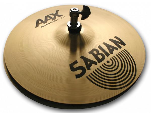 SABIAN ( セイビアン ) AAX-14TSDH/AXX-14BSDH STUDIO HATS(PAIR) ☆ スタジオハッツ 14インチ 【受注オーダー品/注文後2~3ヶ月】