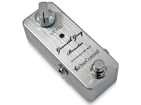 One Control Granith Grey Booster ◆ ワンコントロール クリーンブースター ◆ コンパクトエフェクター