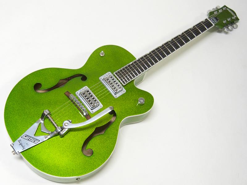 信頼 GRETSCH GRETSCH ( グレッチ ) G6120SH Hot Brian ) Setzer Hot Rod(Green Sparkle ) ブライアン・セッツァー・シグネチャー, ちびっ子ハウス のま:4e73d54a --- todoastros.com