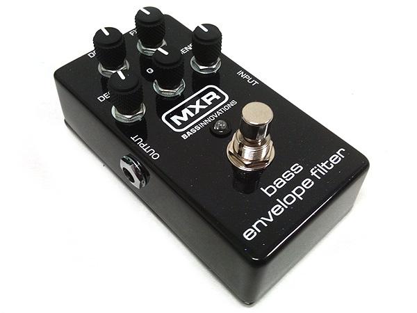 MXR ( エムエックスアール ) M82 ( Bass Envelope Filter ) [ 送料無料 ]