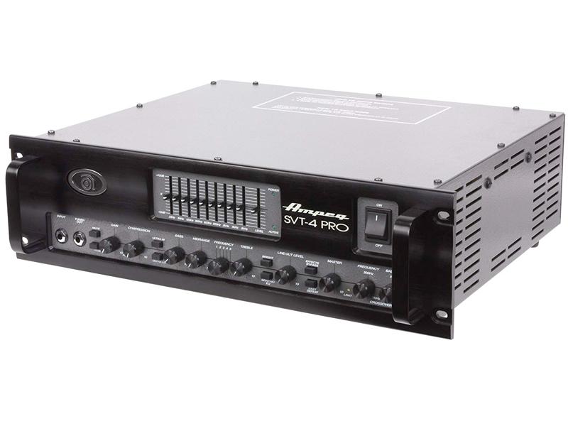 Ampeg ( アンペグ ) SVT-4PRO BASS HEAD【フルチューブ ベースアンプヘッド 真空管 】