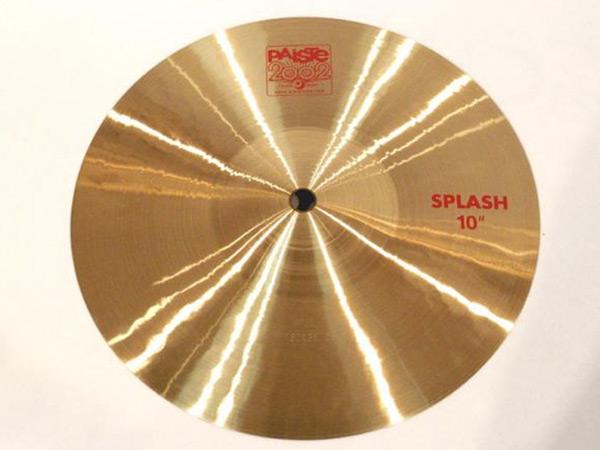 Paiste ( パイステ ) ( 2002 Splash ) 2002 10【スプラッシュ・シンバル 10インチ】 ドラム・パーカッション, DREAMBOX:73d5a611 --- officewill.xsrv.jp