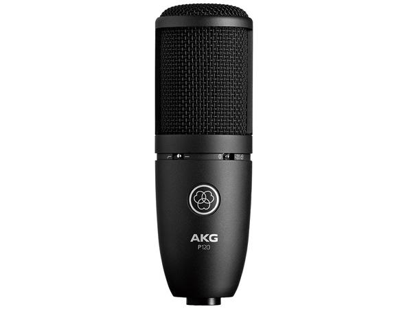 AKG ( エーケージー ) P120 ◆ コンデンサーマイク