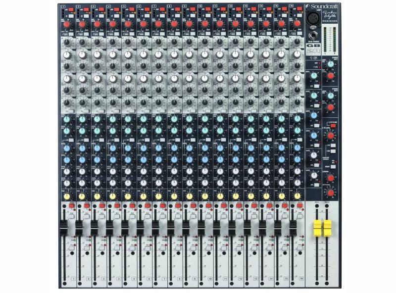 SOUND CRAFT ( サウンドクラフト ) GB2R 16 ◆ アナログミキサー