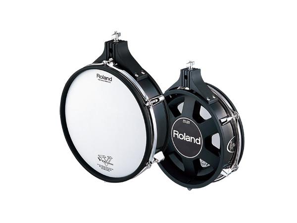 Roland ( ローランド ) PD-125 BK 【Vドラム スネアパッド エレドラ】 電子ドラム