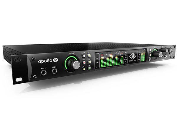 Universal Audio ( ユニバーサル オーディオ ) APOLLO 8P  ◆【送料無料】【DSP搭載 オーディオインターフェイス】【DTM】【smtb-k]