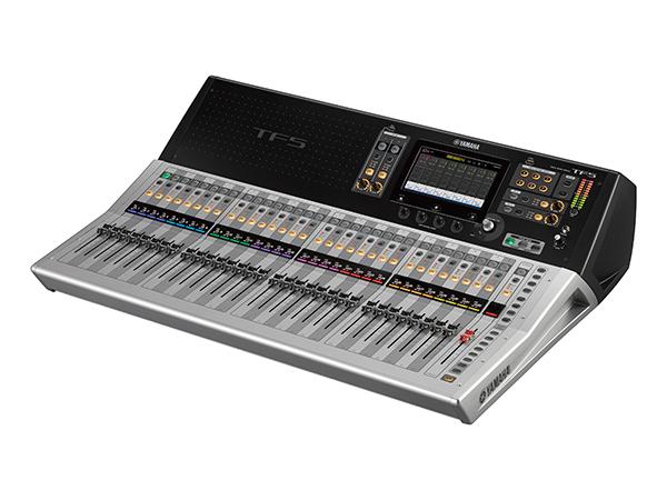 YAMAHA ( ヤマハ ) TF5 ◆ デジタルミキサー Digital Mixer シリーズ 【TF-5】 [ 送料無料 ]