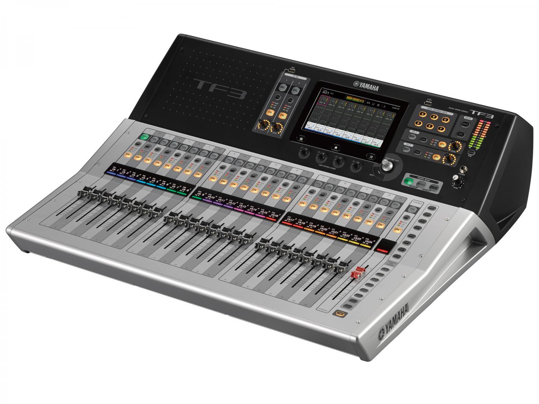 YAMAHA ( ヤマハ ) TF3 ◆ デジタルミキサー Digital Mixer シリーズ【TF-3】 [ 送料無料 ]