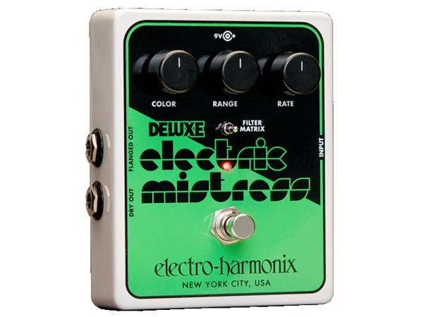Electro Harmonix ( エレクトロハーモニクス ) Deluxe Electric Mistress XO ◆ コンパクトエフェクター Analog Flanger