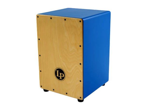 LP ( エルピー ) LP1442 BL 【カホン パーカッション FESTIVO CAJON 】 少し小さめのカホン ブルー