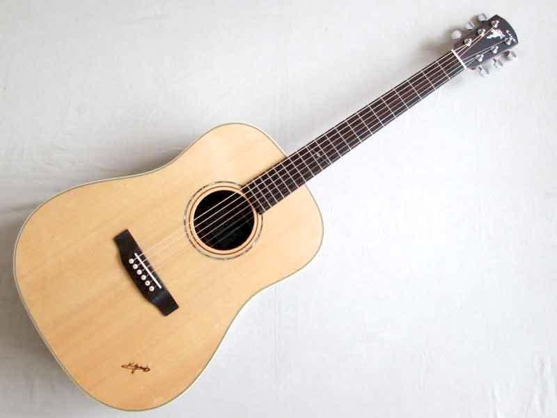 激安正規品 K.Yairi ( ケーヤイリ ) LO-95 【日本製 アコースティックギター 】, ハカタチョウ 0838d0d8