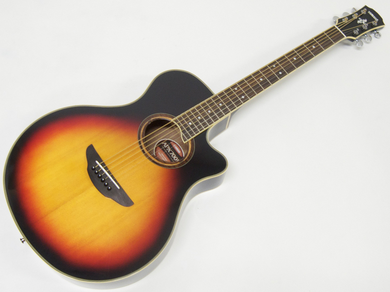 YAMAHA ( ヤマハ ) APX700II (VS) 【エレアコ・アコースティックギター】【APX700II VS】