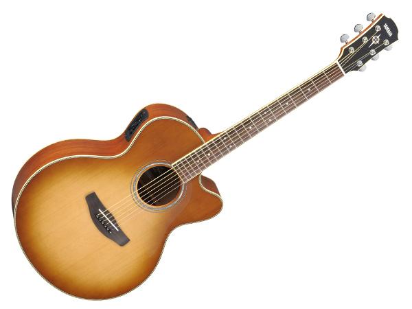 YAMAHA ( ヤマハ ) CPX700II (SDB) 【エレアコ・アコースティックギター】