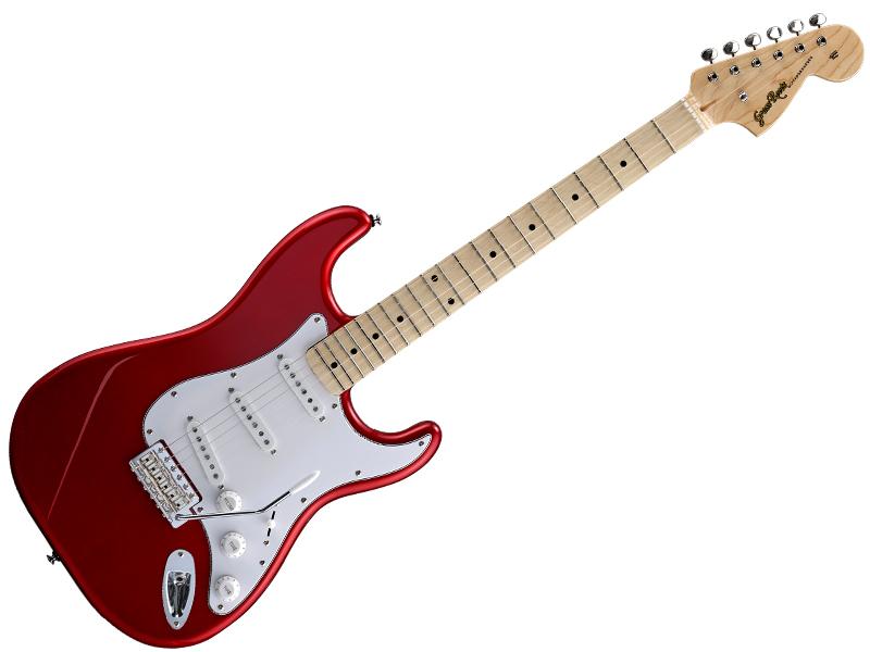 Grass Roots ( グラスルーツ ) G-SE-58SC(CAR/M)【スキャロプト加工 エレキギター】