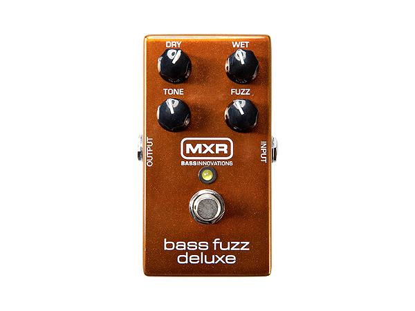 MXR ( エムエックスアール ) M84 ( Bass Fuzz Deluxe) ◆ ベース用 ファズ [ 送料無料 ]