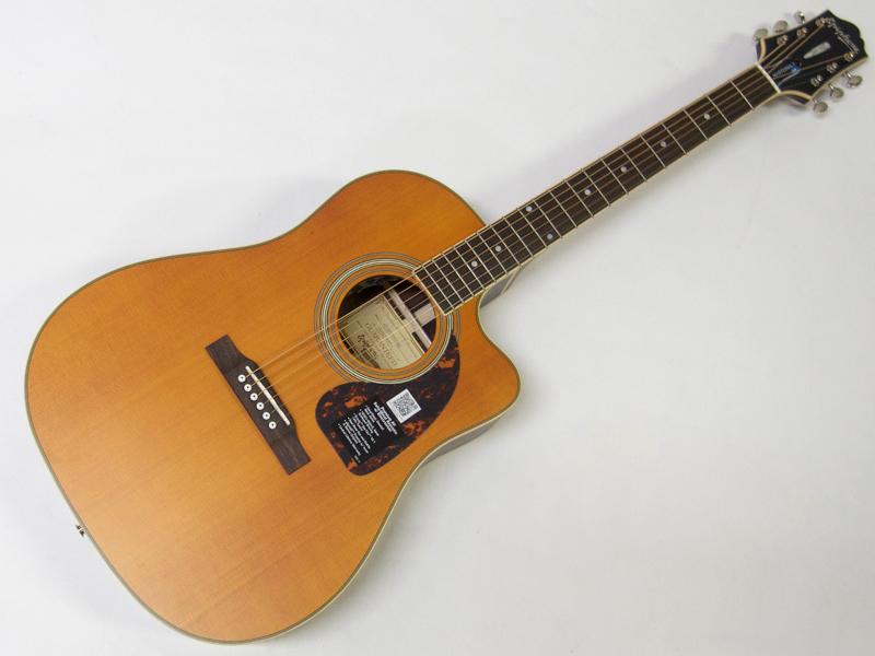 EPIPHONE ( エピフォン ) Masterbilt AJ-500RCE(NAT)【 by ギブソン エレアコ アコースティックギター 】【夏特価! 】