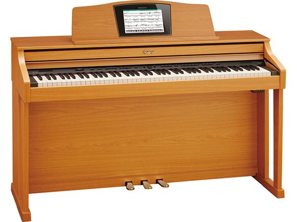 Roland ( ローランド ) HPI-50E LWS【受注後納期連絡 】 ◆【送料無料】【電子ピアノ】【88鍵盤】【ピアノタッチ】【据え置きタイプ】