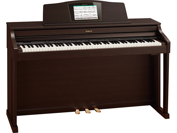 Roland ( ローランド ) HPI-50E RWS【受注後納期連絡 】 ◆【送料無料】【電子ピアノ】【88鍵盤】【ピアノタッチ】【据え置きタイプ】