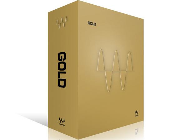 WAVES ( ウェイブス ) Gold Bundle ◆【安心の国内正規代理店取扱い商品】【GTDM】【本数限定プライス 】
