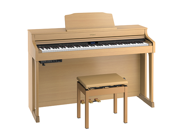 Roland ( ローランド ) HP603-NBS ◆ ナチュラルビーチ調仕上げ【HP603-NBS】【受注後納期連絡 】 ◆【送料無料】【電子ピアノ】【88鍵盤】【ピアノタッチ】【据え置きタイプ】