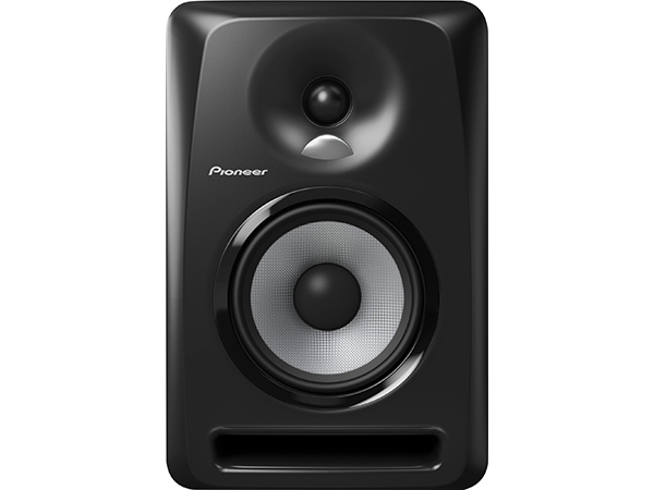 Pioneer ( パイオニア ) S-DJ50X(ブラック)(1本)◆ モニタースピーカー ( パワード ) [ 送料無料 ]