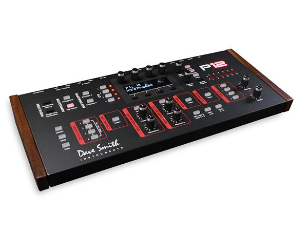 Dave Smith Instruments Prophet 12 Module ◆【送料無料】【アナログ シンセサイサー】【DTM】【DAW】