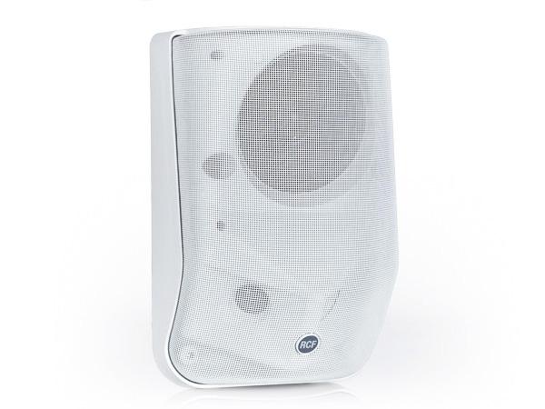 RCF ( アールシーエフ ) MQ60H W/白 (1本) ◆ 2-Way ウォール マウント スピーカー [ 送料無料 ]