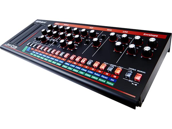 Roland ( ローランド ) JX-03 ◆ Boutique【台数限定特価 】 ◆【送料無料】【アナログモデリング シンセサイザー】【JX-3P PG-200】【DTM】【DAW】