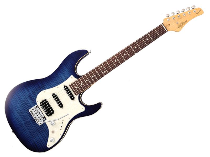 FgN ( フジゲン ) JOS-FM-R (JB) 【日本製 ギター】