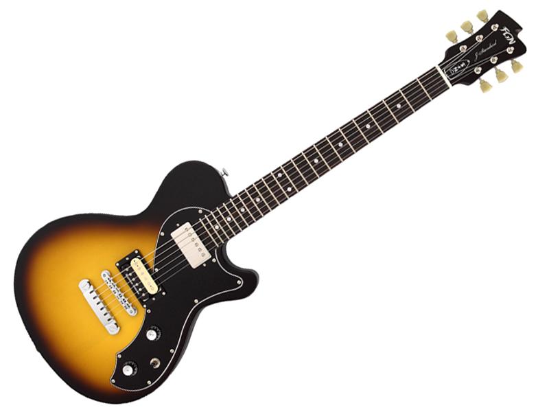 FgN ( フジゲン ) JFL-FT-HH (BDB) 【日本製 ギター】