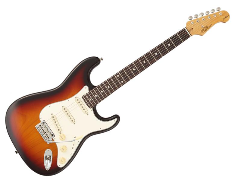 FgN ( フジゲン ) NST200 (VSB) 【日本製 ギター】