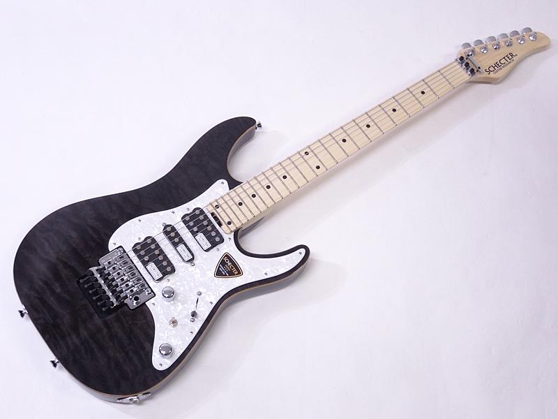 SCHECTER ( シェクター ) SD-2-24-AL (See-Thru Black/M) 【国産エレキ ギター 】