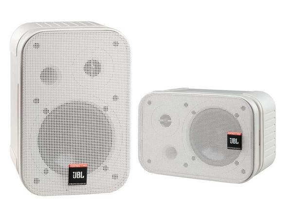 JBL ( ジェイビーエル ) Control 1 PRO-WH (ホワイト) (1ペア) ◆ パッシブスピーカー [Control Series ][ 送料無料 ]