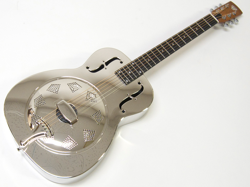 Epiphone ( エピフォン ) Dobro Hound Dog M-14 Metal Body【 by ギブソン メタルボディ ドブロ リゾネーター 】【お買い得価格! 店長のおすすめ品 】 アコースティックギター