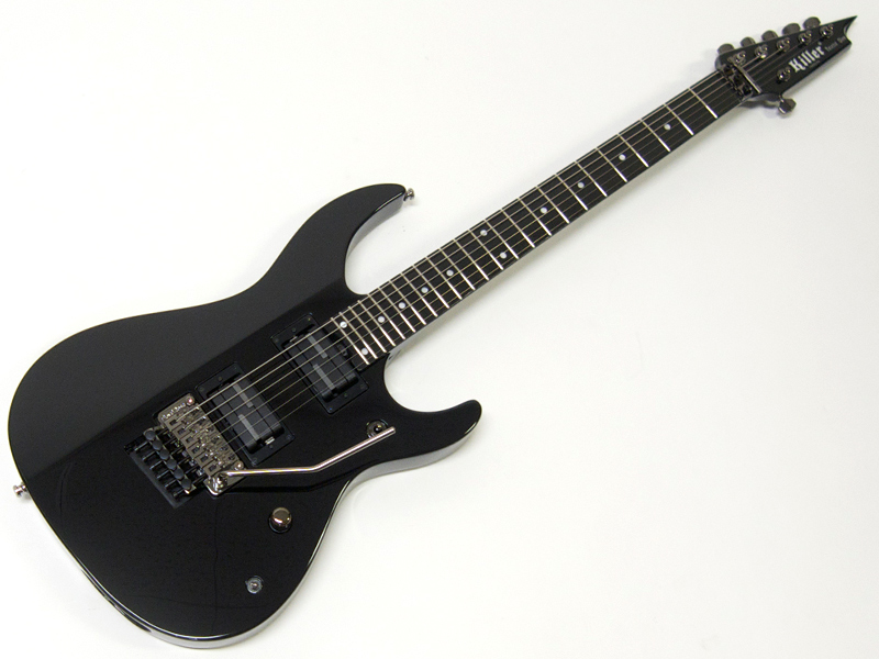 Killer ( キラー ) KG-FASCIST VICE BIB 【ファシスト ヴァイス 国産 エレキギター 】【GS412B プレゼント 】