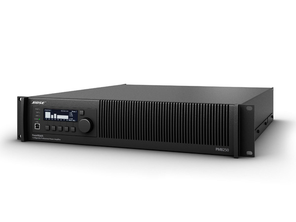 BOSE ( ボーズ ) PM8250N PowerMatch [ DSP内蔵デジタルアンプ ]( Ethernet端子装備)【PM-8250N】 [ 送料無料 ]
