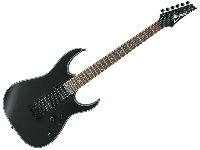Ibanez ( アイバニーズ ) RG421EX BKF 【 RG エレキギター 】