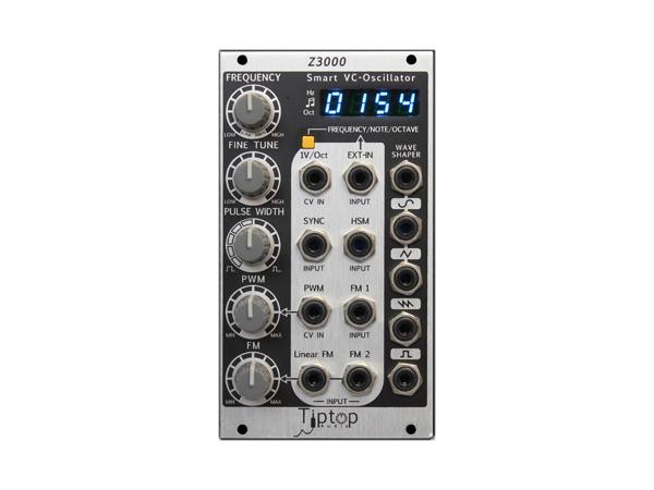 Tiptop Audio ( チップトップ オーディオ ) Z3000 Smart VCO MKII ◆【モジュラーシンセ】 ◆【送料無料】【DTM】【DAW】